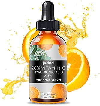 Vitamin C Serum Top Influencer (Organic & Vegan)