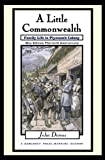 A Little Commonwealth, John Putnam Demos, 0195128907