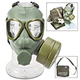 gas mask carrier - Serbian M1 Gas Mask - Authentic Military Issue - Includes Original Accessories, Instruction Manual, Carrier/Bag - Like New Condition