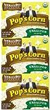 Newman's Own Organics Pop'S Corn, Organic Microwavepopcorn, Unsalted, 8.4 oz, 3 pk