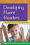 img - for Developing Fluent Readers: Teaching Fluency as a Foundational Skill (Essential Library of Prek-2 Literacy) book / textbook / text book