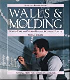 Walls and Molding, Natalie Shivers, 0471144320