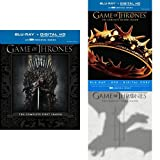 Game of Thrones: Seasons 1-3