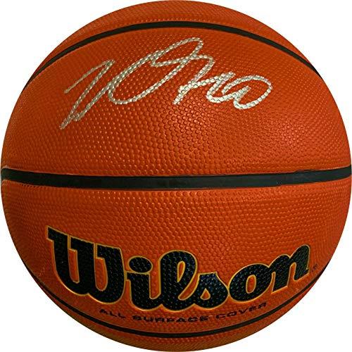 Willie Cauley-Stein Signed Wilson Basketball Kentucky Wildcats NBA Sac Kings - JSA Certified - Autographed College - Nba Kentucky Wildcats