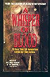 A Whisper of Blood, Ellen Datlow, 0425135055