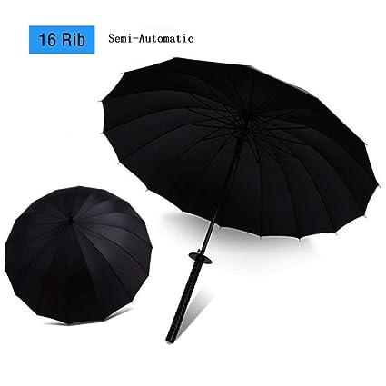 Paraguas Paraguas de Golf Paraguas Samurai Apanese Ninja ...