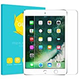 Fintie iPad 9.7 2018 2017 / iPad Air 2 / iPad Air/iPad Pro 9.7 inch Tempered Glass Screen Protector, Anti Scratch Premium HD Clear 9H Hardness Apple iPad 2018 2017 / Air 1 2, iPad Pro 9.7