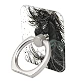 KASOS Handsome Horse Ring Phone Holder Stand Mounts for iPhone iPad, for Samsung Other Smartphones