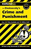 CliffsNotes on Dostoevsky's Crime and Punishment (Dummies Trade)