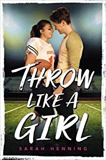 Book Cover: Throw Like a Girl