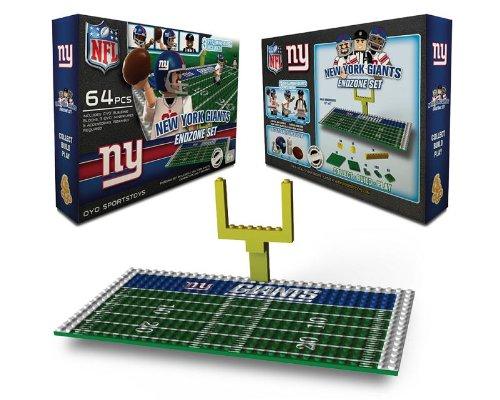 NFL New York Giants Endzone Toy Set