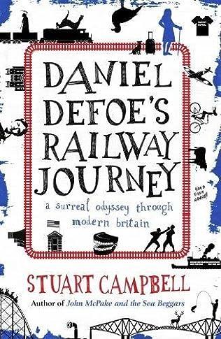 book cover of Daniel Defoe\'s Extraordinary Rail Journeys