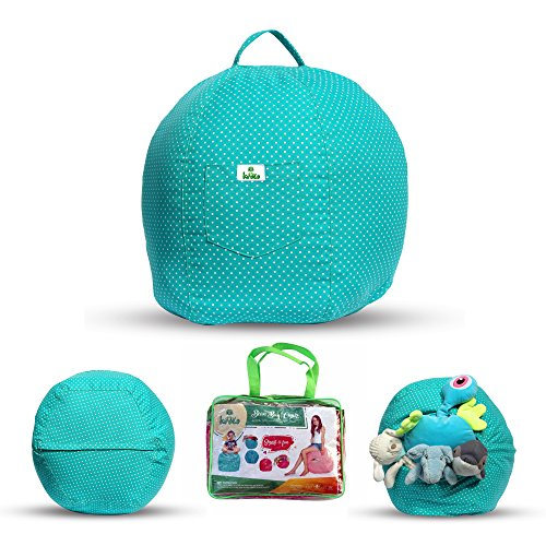 Stuffed Animal Bean Bag Chair Storage