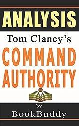Book Analysis: Command Authority: (A Jack Ryan Novel)