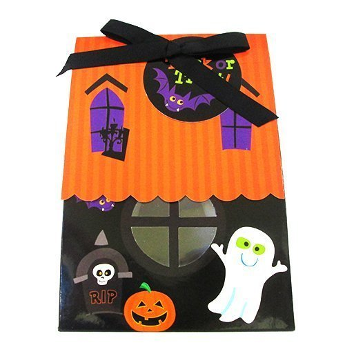 (Halloween Large Bakery Bag/Package of 3 by)
