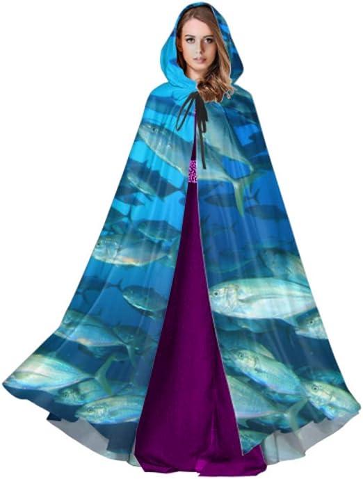ZHANGhome Disfraz de Capa de atún para Peces de Aguas Profundas ...