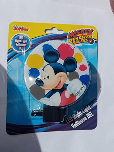Mickey Mouse Led Night Light - 6