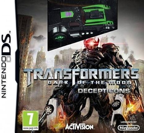 Transformers 3-Decepticons: Amazon.es: Videojuegos