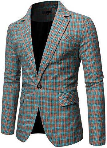 2色シングル・ブレストスーツ柄洋服男メンズ レジャー 細身 フォーマル サラリーマン 花婿 礼服 メンズスーツ カジュアル スーツ グレンチェック スーツ メンズ スリムタイプ セットアップ メンズ オシャレ ス