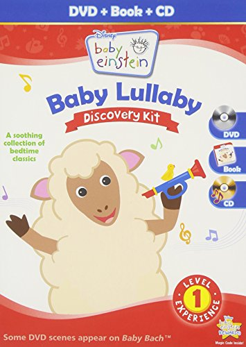 Baby Einstein: Baby Lullaby Discovery Kit  (One-Disc DVD + CD + Picture Book) ()