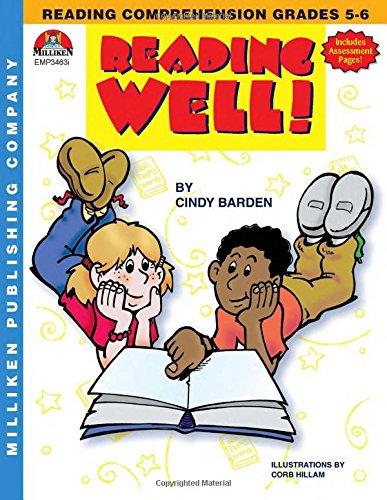 Reading Well - Grades 5-6