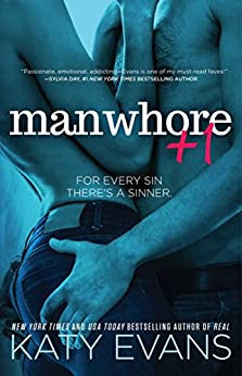 Manwhore +1 (The Manwhore Series) by [Evans, Katy]
