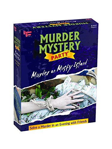 Murder Mystery Party Games - Murder on Misty -