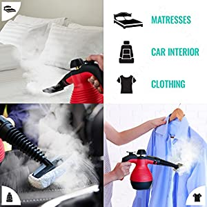 comforday steam cleaner nettoyeur vapeur tr s satisfaite de mon achat. Black Bedroom Furniture Sets. Home Design Ideas