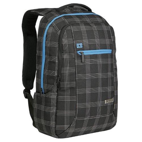 OGIO Atom Bag (Black Plaid)