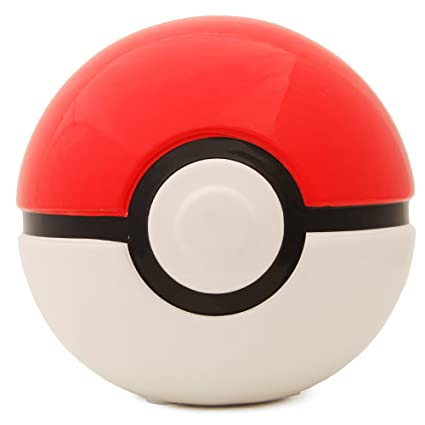 Amazon.com: Pokemon Pokeball - Monedero para niños, color ...