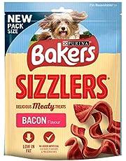 Bakers Sizzlers smak bekonu mięso smakowe 90 g (pudełko 6)