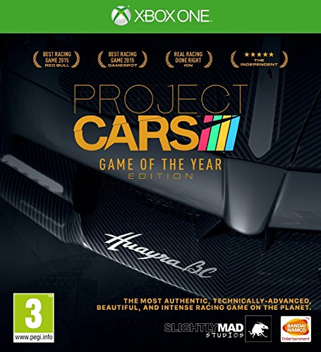 Project CARS - Game of the Year Edition (Xbox One) (Best Car Customization Game Xbox 360)
