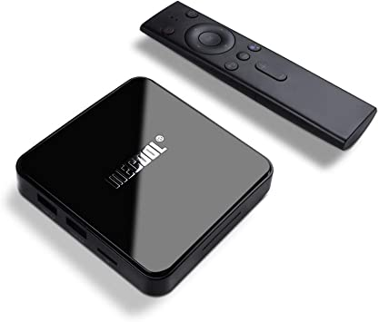 Docooler MECOOL KM3 RARO Smart Android 9.0 TV Box UHD 4K Reproductor multimedia Amlogic S905X2 4GB /