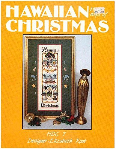 Hawaiian Twelve Days of Christmas (Cross - Hawaiian Cross Stitch