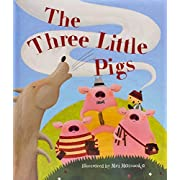 The Three Little Pigs by Parragon Books (2012-06-01)