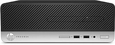 HP ProDesk 400 G4 Small Form Factor Desktop - 7th Gen Intel Core i5-7500 Quad-Core Processor up to 3.8 GHz, 16GB DDR4 Memory, 1TB Solid State Drive, Intel HD Graphics 630, DVD Burner, Windows 10 Pro