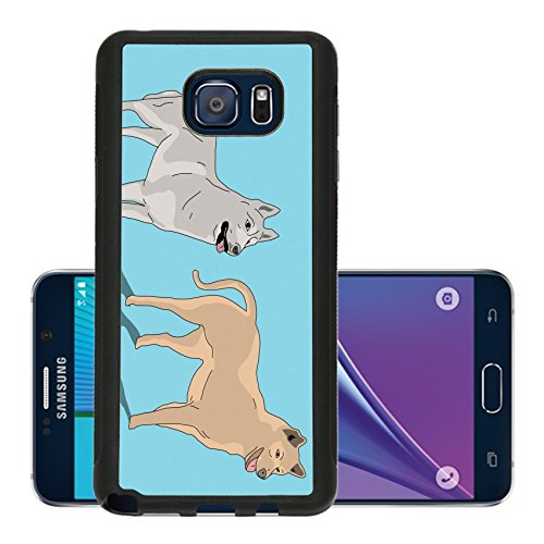 luxlady-premium-samsung-galaxy-note-5-aluminum-backplate-bumper-snap-case-image-21509796-two-dog