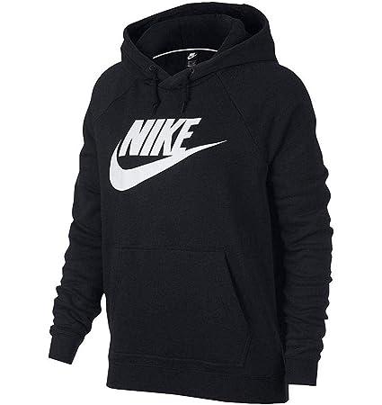 new products bd9fa f6809 Nike Women's W Nsw Rally Hoodie Hbr Sweatshirt: Amazon.co.uk ...