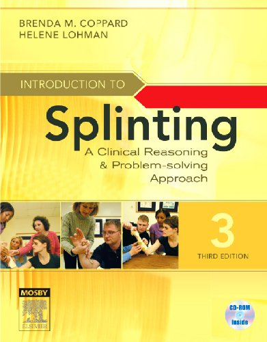 Introduction to Splinting: A Clinical Reasoning and Problem-Solving Approach Pdf