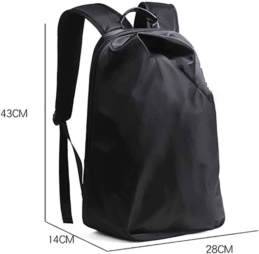 Waterproof Leisure Bag Bussiness Carrying Handbag F-JX Travel Laptop Backpack with USB Charging Port for Women and Men Slim Lightweight Laptop Bag for College//Working