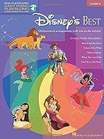 Easy Piano Play-Along Volume 15: Disney's Best