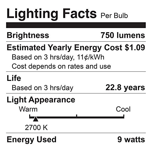 Enbrighten Z-Wave Plus Wireless Smart LED Light Bulb, Dimmable, 60-Watt Equivalent, 2700K Soft White, E26 Base, A19 Style Bulb, 750 Lumens, Hub Required, 35931, Works with Alexa by Enbrighten (Image #7)