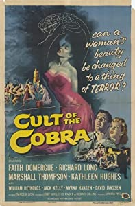 Cult of the Cobra POSTER Movie (27 x 40 Inches - 69cm x 102cm) (1955) (Style B)