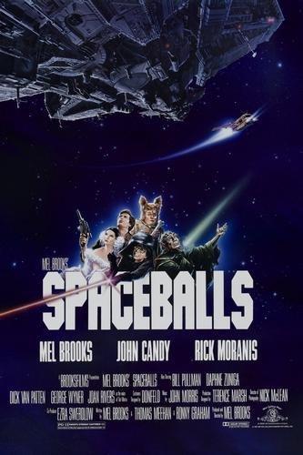 Resultado de imagen para spaceballs poster