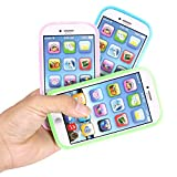 YOYOSTORE Mobile Phone Toy Play Game Learning