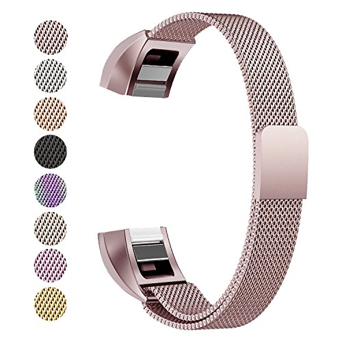 Fitbit BeneStellar Milanese Stainless Replacement