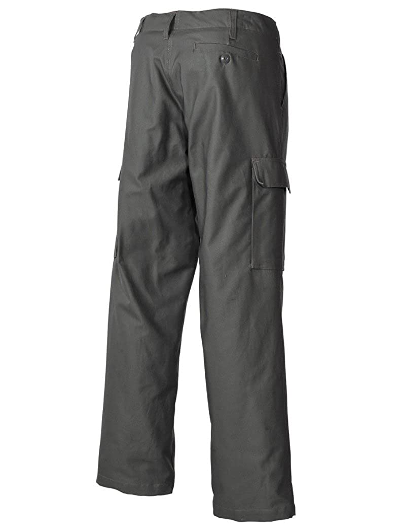 uomo Basic Pantaloni Milit/är a a a