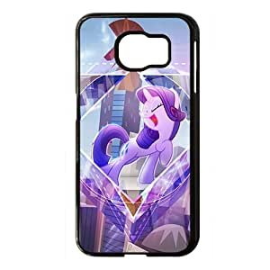 My Little Pony Black Phone Case for Samsung S6