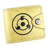 Gumstyle Naruto Anime Cosplay 10 Slots Bifold Wallet Card Holder Purse 1