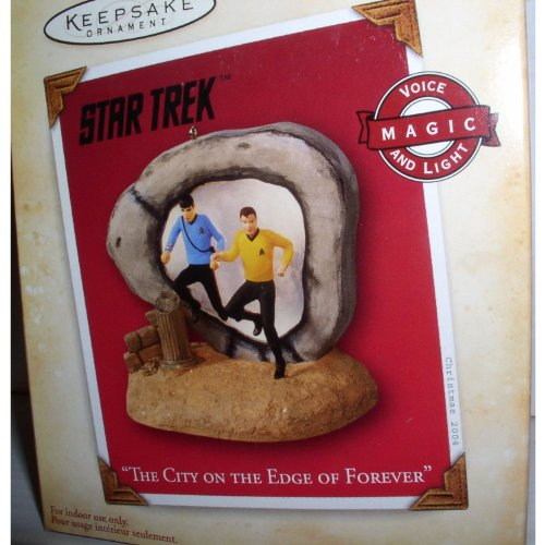 STAR TREK HALLMARK 2004 KEEPSAKE ORNAMENT